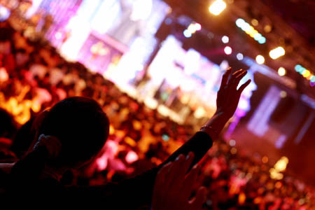 CITY HARVEST CHURCH Singapore - A Church Led By The Holy Spirit