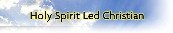 logo for holy-spirit-led-christian.com
